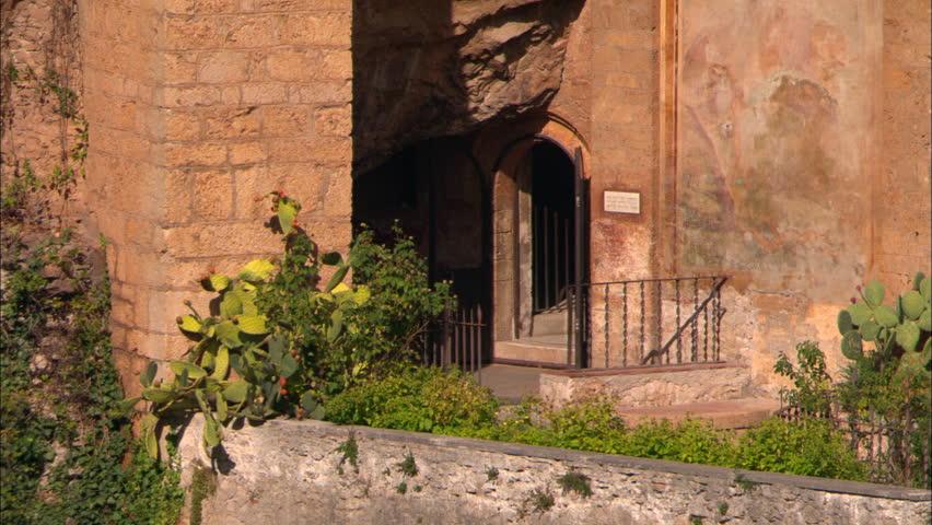 AERIAL Italy-The Forum 2004: Rome Roman Forum - HD stock video clip