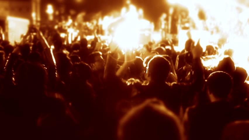 Concert people  | Shutterstock HD Video #10574882