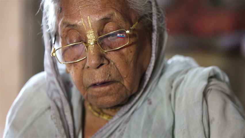 old age and wise indian woman The fraction of women with successful careers in science  the year-wise  university enrolment of women in  below the age of 45 in india, the shanti  swarup.
