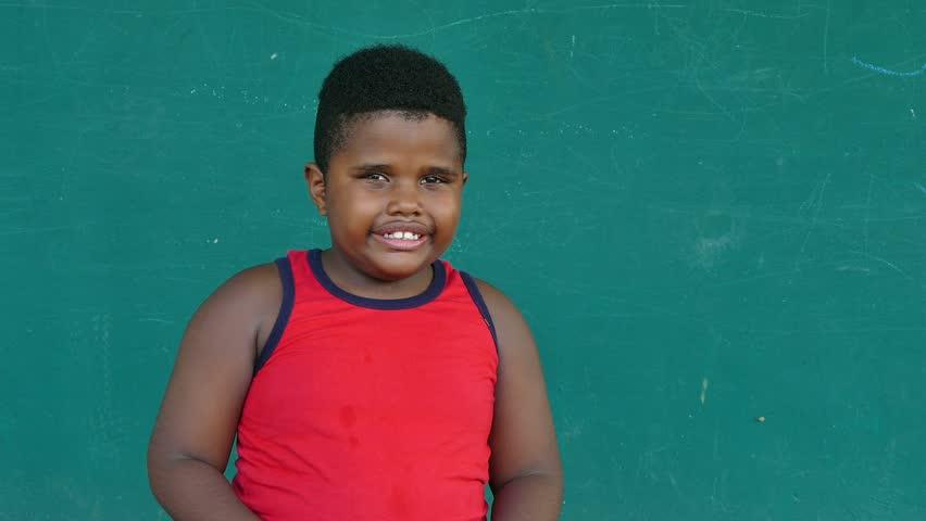 Overweight Black Kids Black Or Hispan...