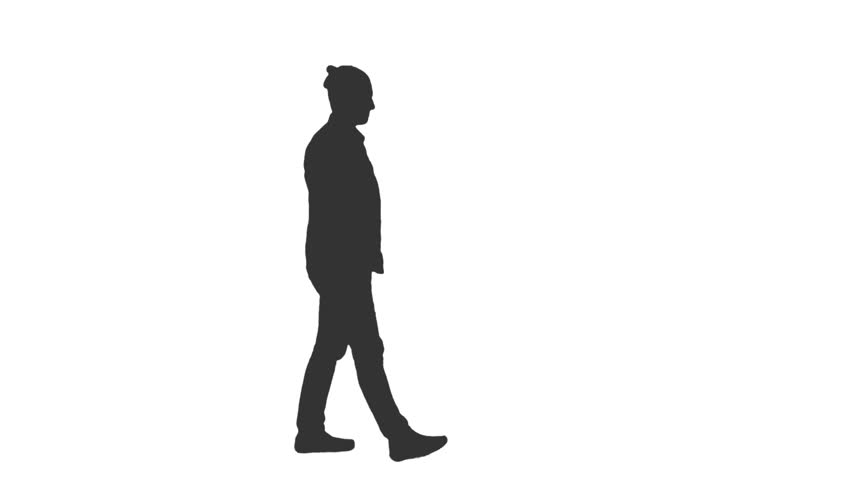 african american teen construction worker walking on a