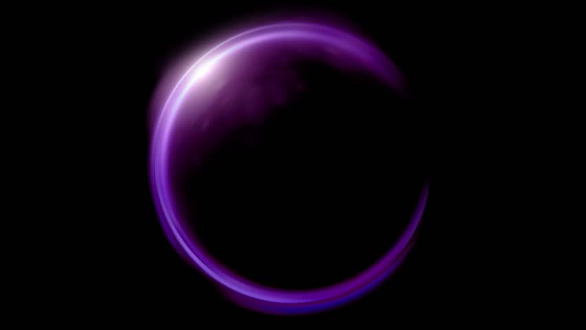 beautiful neon circles 4k - photo #1