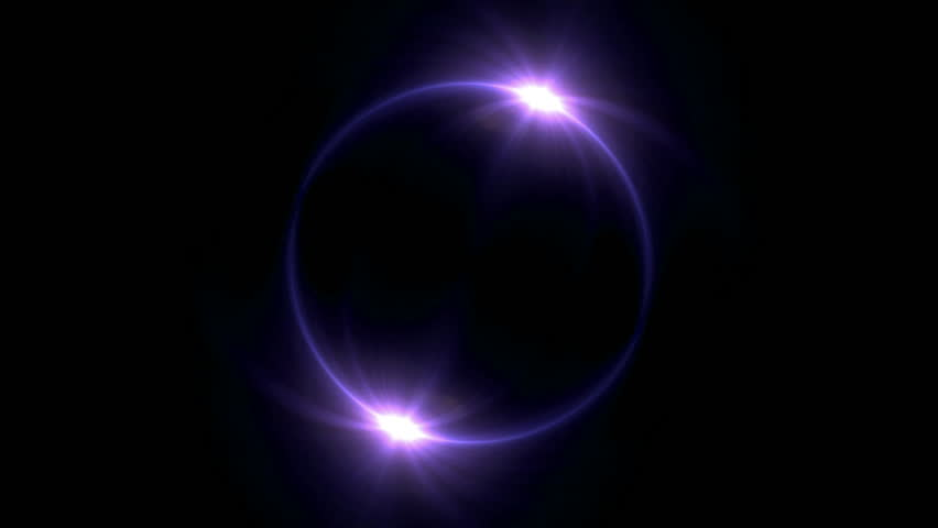 beautiful neon circles 4k - photo #6