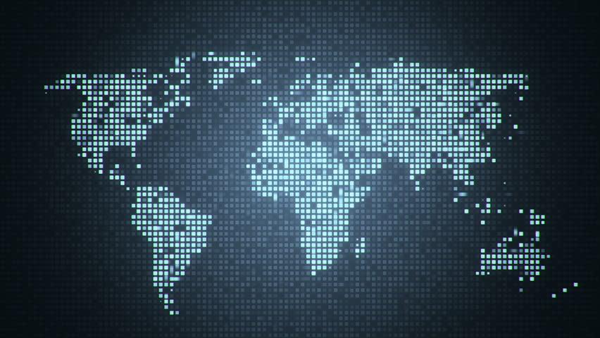 electronic world background - photo #25