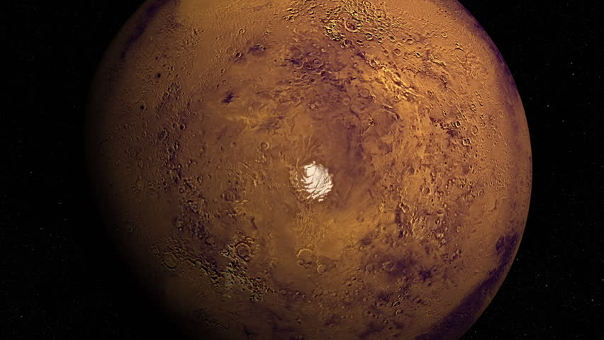 footage landing on mars - photo #38