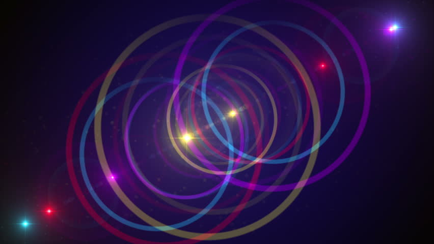 Purple abstract background, flashing light, loop | Shutterstock HD Video #11302919