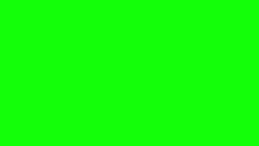 Close up of hand pointing something on green screen background | Shutterstock HD Video #11426390