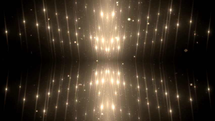 Fractal gold kaleidoscopic background. Background motion with fractal design. UHD 4k 4096. Disco spectrum lights concert spot bulb. More sets footage in my portfolio. | Shutterstock HD Video #11584169