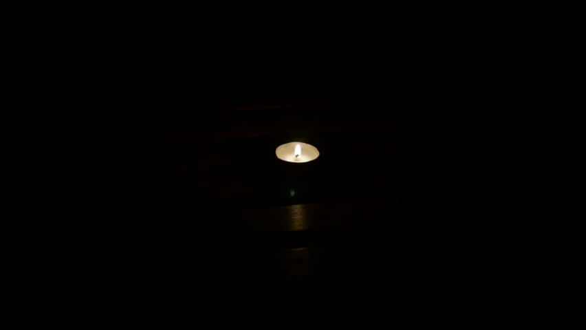 Candle in the dark HD | Shutterstock HD Video #11647781
