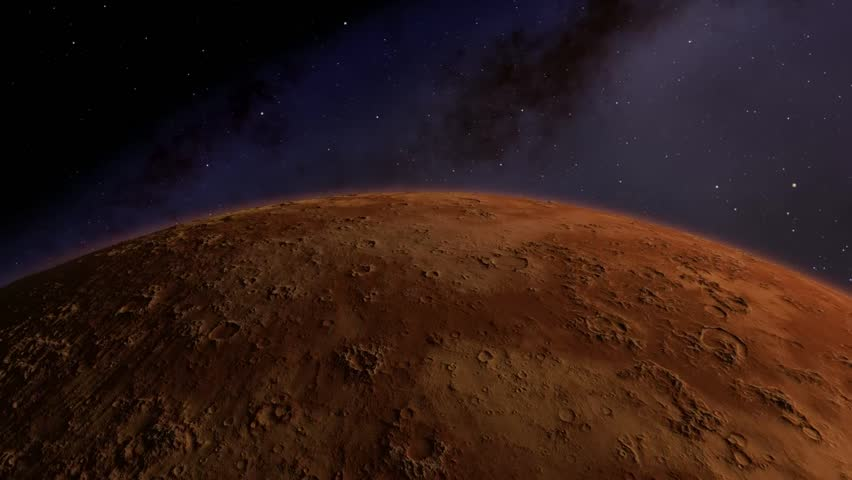 footage landing on mars - photo #17