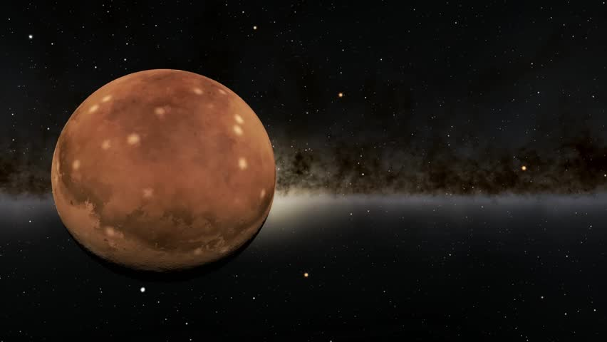 venus planet rotating moving animated - photo #7