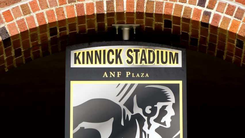 Corning (IA) United States  city photo : IOWA CITY, IA/USA AUGUST 7, 2015: Kinnick Stadium emblem and seal ...