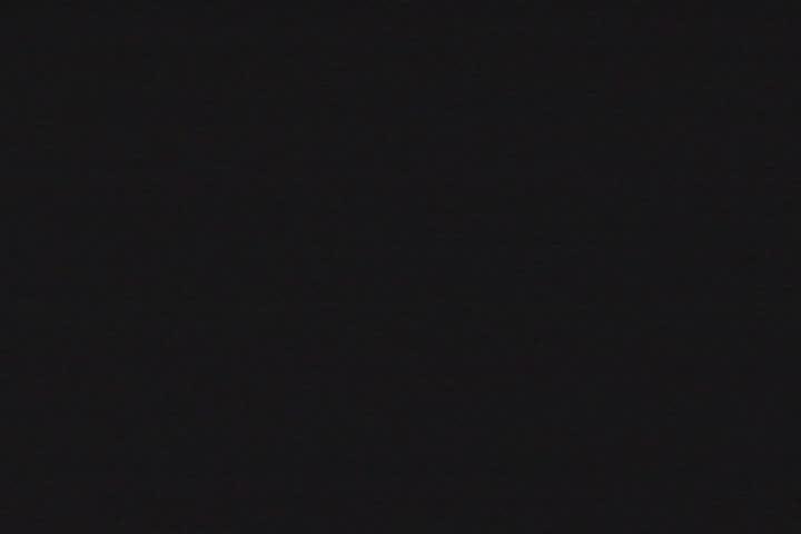 NTSC: Hot air balloon - burst of burner at night - SD stock footage clip