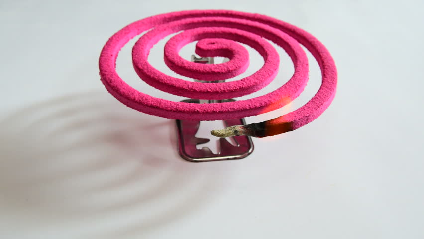 how to make mosquito coil