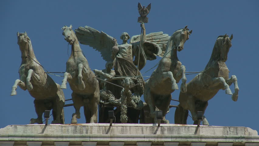 CORTE DI CASSAZIONE, Rome 3 shots.  Rome, Italy.  Sep 2011 - HD stock video clip