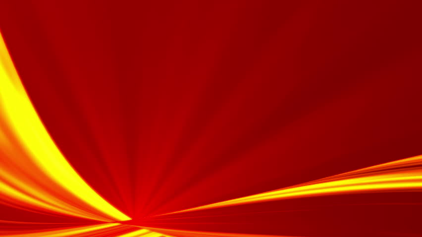 red lights abstract