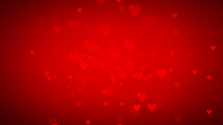 Love Wallpapers Set : Falling Love Hearts Stock Footage Video 206389 - Shutterstock