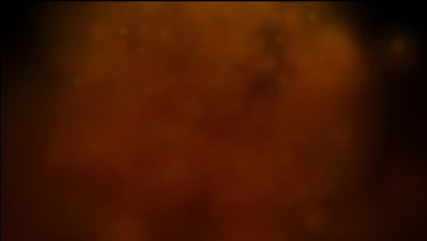 Abstract background with a dark cloud of fire - HD stock footage clip