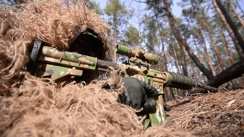 sniper rain lies position - photo #23