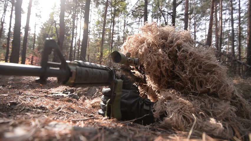 sniper rain lies position - photo #10
