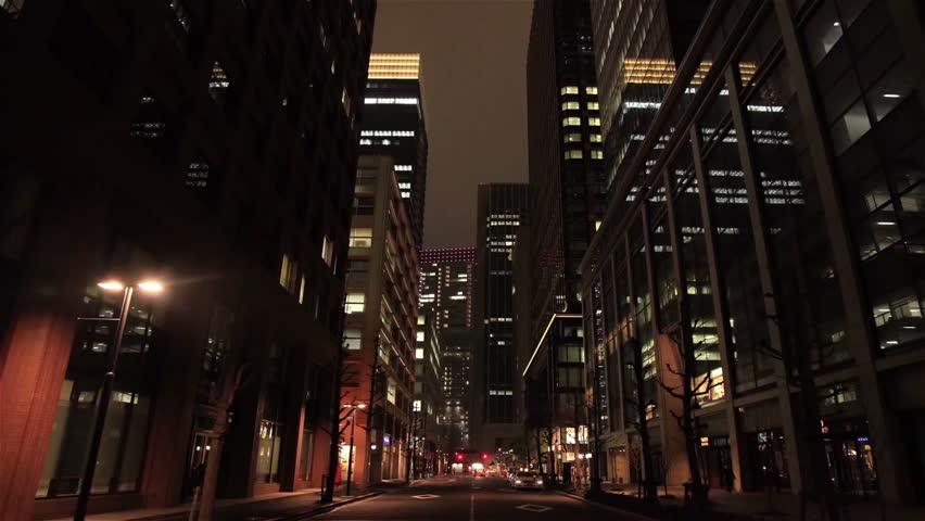 Tokyo Night    Shutterstock HD Video #12836906