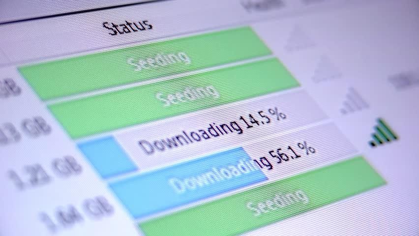 Downloading torrent files