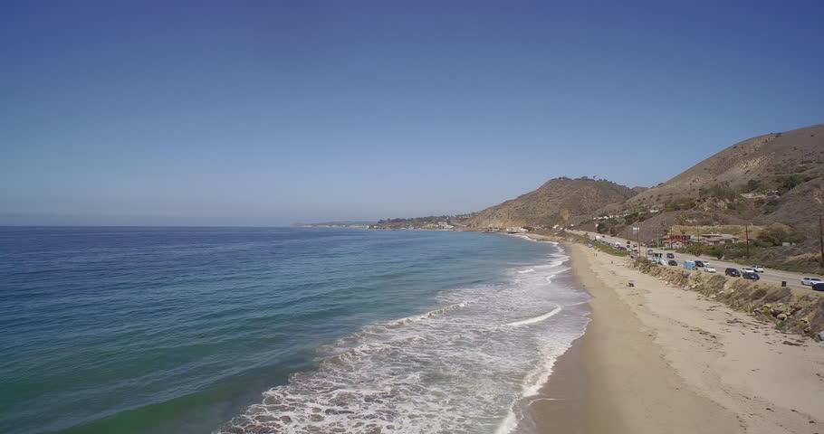 El matador beach beautiful paradise la ocean waves with for Beautiful beaches in la
