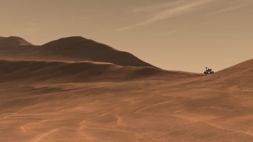 mars curiosity rover landing animation - photo #20