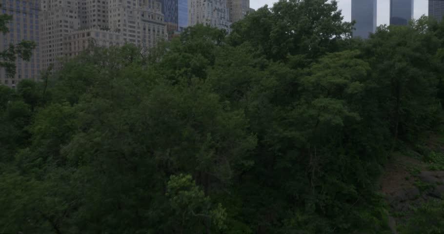 Aerial Shot of New York City, New York ( New York City- July 2015) | Shutterstock HD Video #13398029