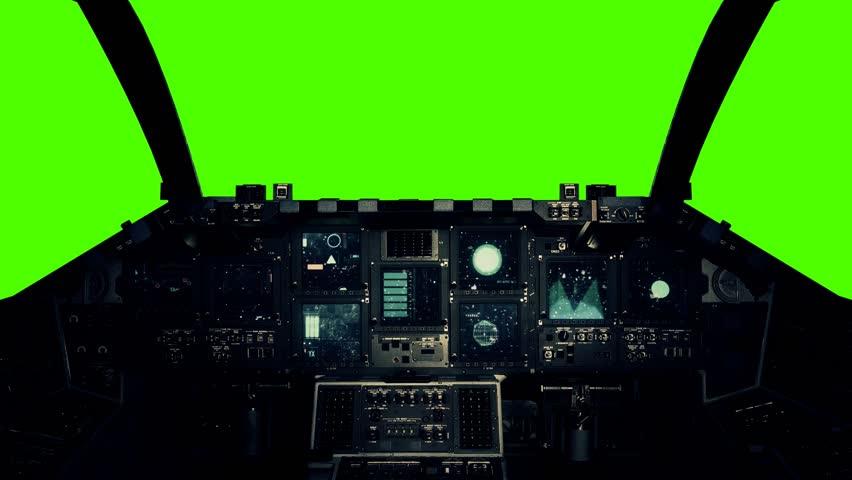 sci fi spacecraft cockpit single person - photo #30