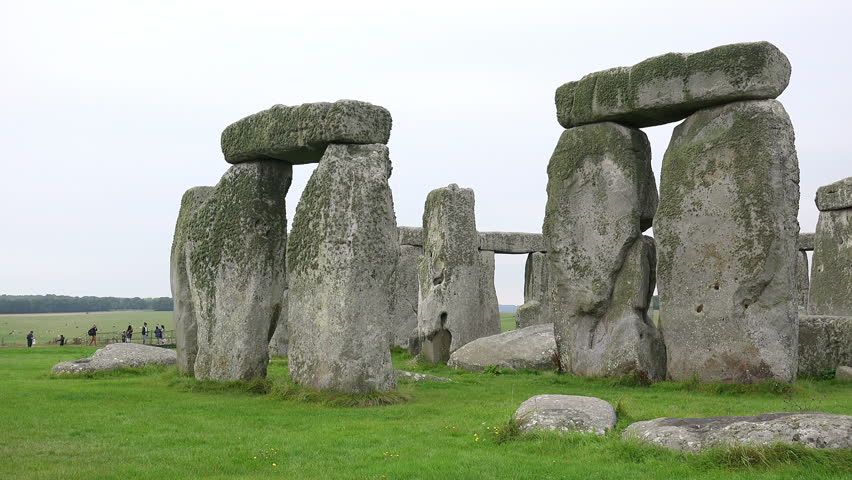 StoneHenge England Tourism Monolith Stones