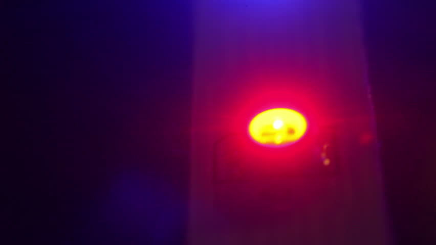 Micro LED strips, light emitting diodes - HD stock footage clip