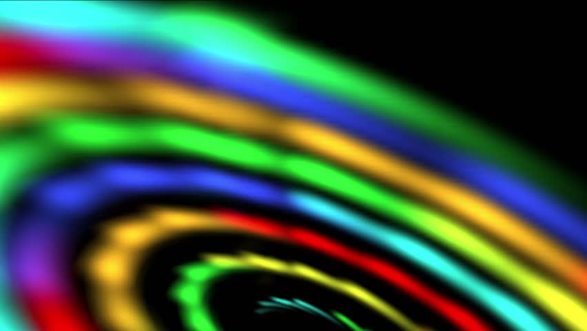 4k rainbow shining space - photo #21