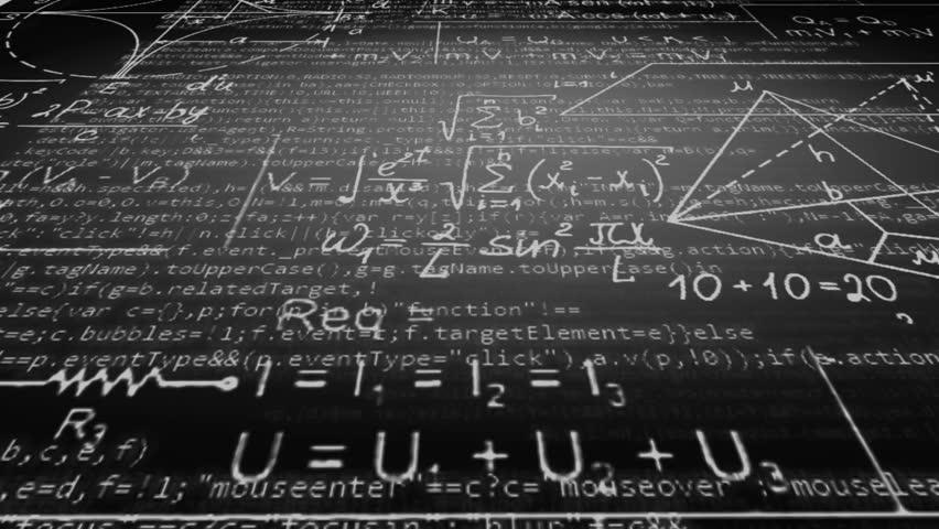 math blackboard background hd - photo #42