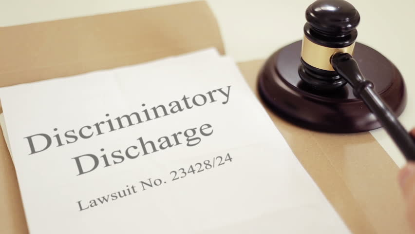 Header of discriminatory