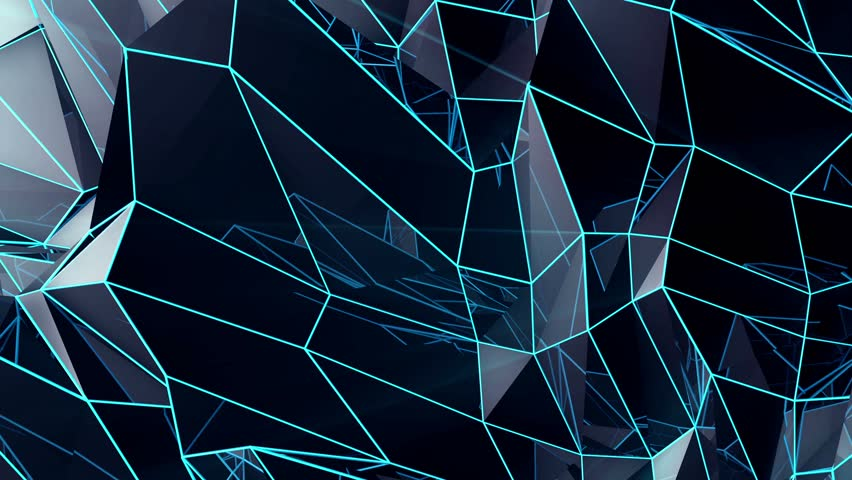 Abstract Triangle - Full Background