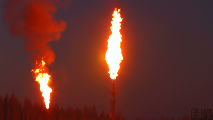 Torch gas - HD stock footage clip