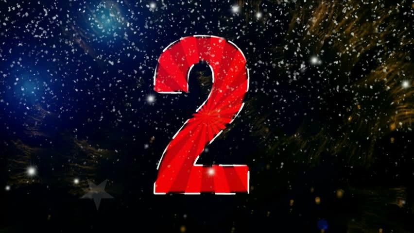 Countdown 2012 Happy New year FullHD 720p