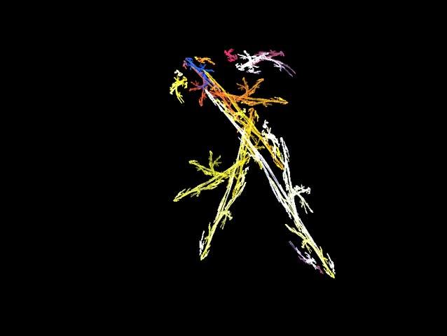 Fractals batch march | Shutterstock HD Video #1871