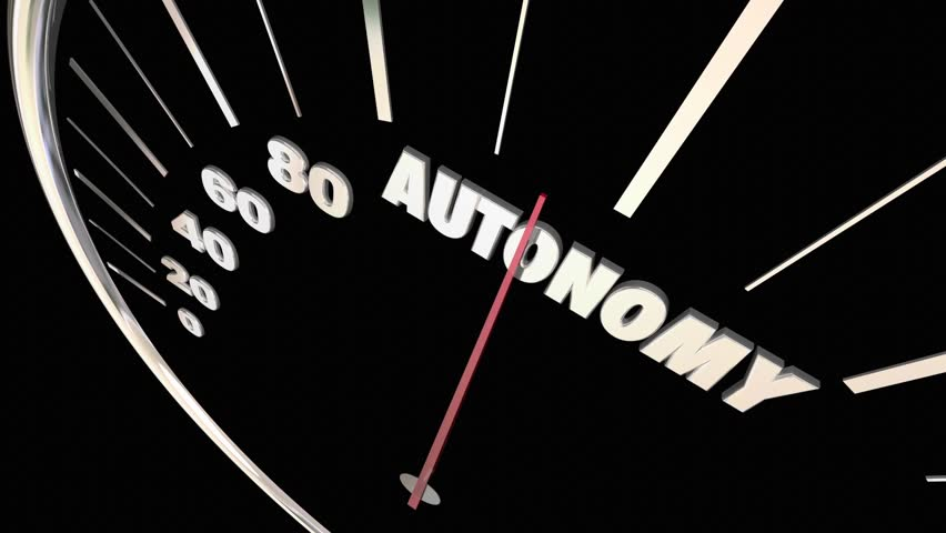 Autonomy Self Driving Cars Vehicles Autonomous 3d Animation | Shutterstock HD Video #18838484