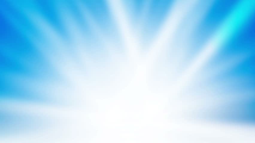 a blue light burst abstract background stock footage