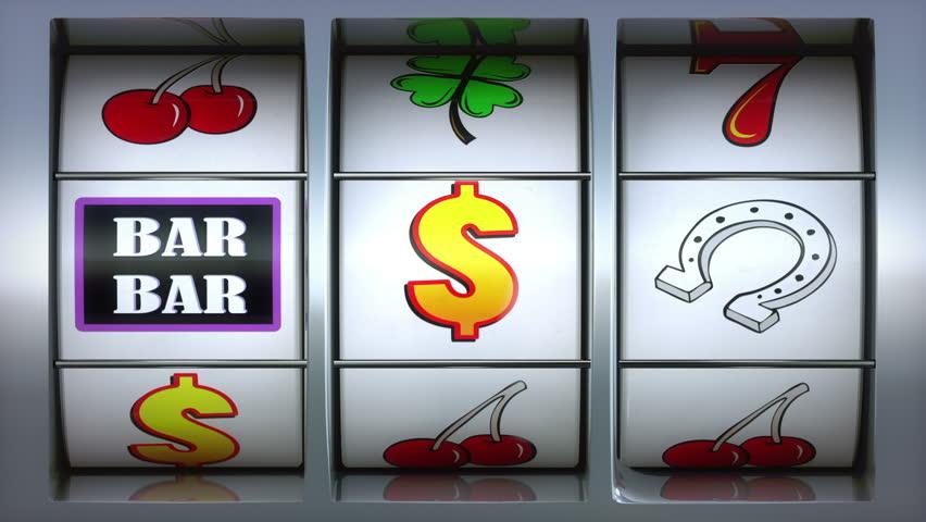 Slot Machine animation showing winning | Shutterstock HD Video #24255404