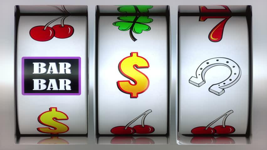 Slot Machine animation showing winning | Shutterstock HD Video #24255440