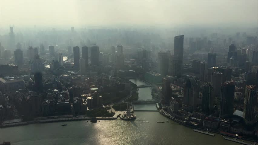 View from Pearl Tower Timelapse | Shutterstock HD Video #24599240