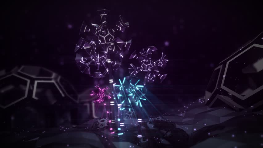 Seamlessly Looping Background Animation Of Beat Sync Objects Morphing To 128Bpm. | Shutterstock HD Video #25104032