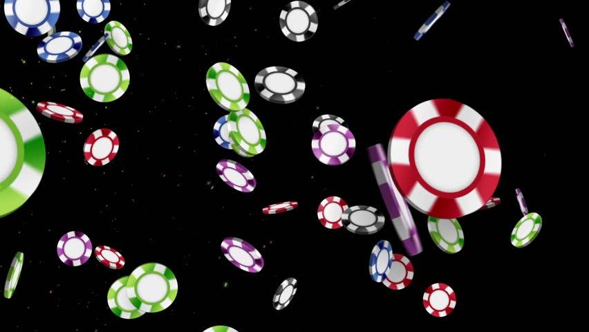 Many Casino chips, CG Animation, | Shutterstock HD Video #25201160