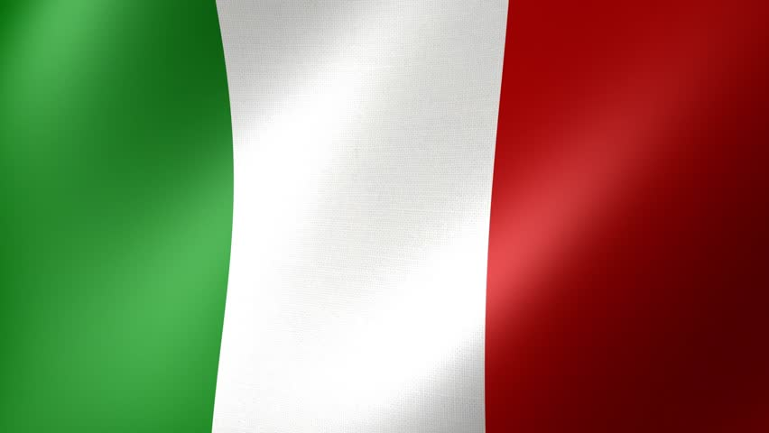 Flag Of Italy  | Shutterstock HD Video #25240832