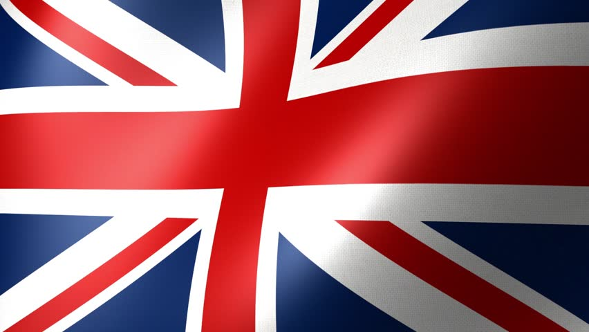 Flag Of Great Britain | Shutterstock HD Video #25240841