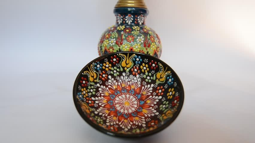 Hand made vase #25624817