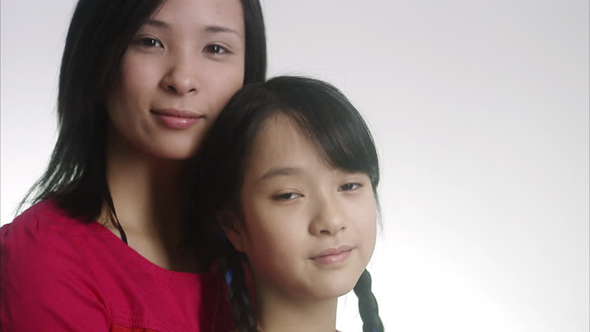 Mother and daughter. | Shutterstock HD Video #2638025